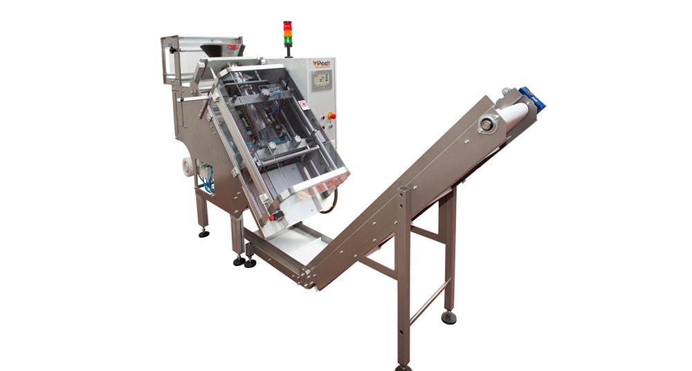 Inclined Vertical Packaging machines