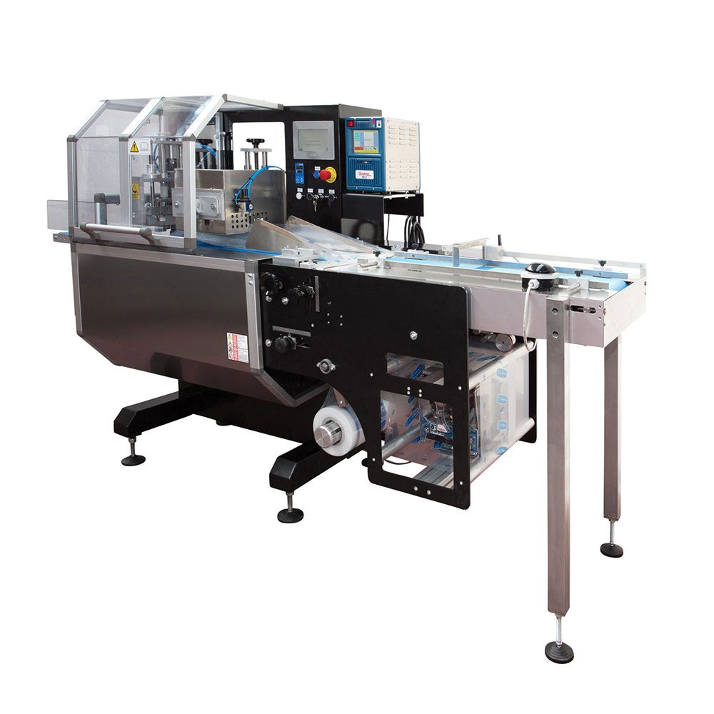 Horizontal lntermittent-Motion packaging machines